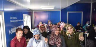 Türk Telekom Eğitim Tırı