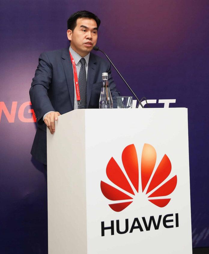 Huawei Türkiye Kurumsal İşletme Grubu Genel Müdürü Robben Zeng