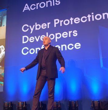 Acronis CEO Serguei Beluossov