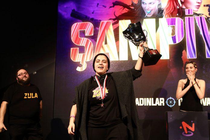 Türkiye'nin ilk kadın Espor etkinliği: