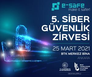 e-Safe Siber Güvenlik Zirvesi